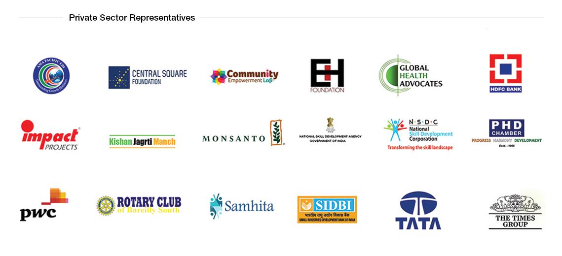 Private-Sector -representatives
